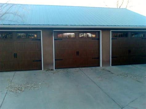 Overhead Door Albuquerque New Doors Make An Amazing Change For This Albuquerque Home Overhead Door Company Of Albuquerque