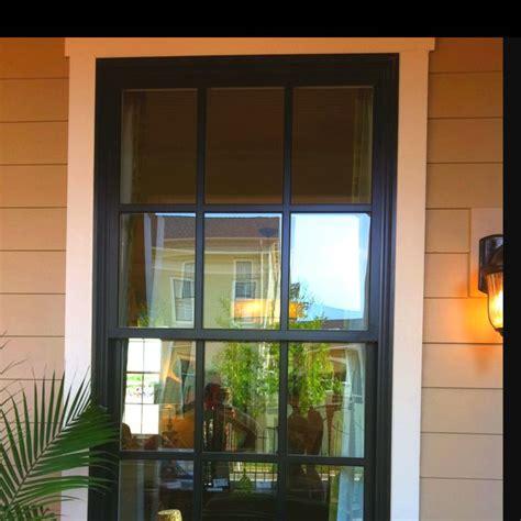black windows exterior ideas  pinterest
