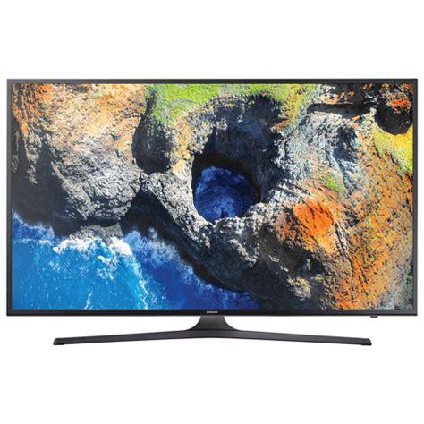 Tv Polytron Smart Tv 4k samsung 55 quot 4k uhd hdr led tizen smart tv un55mu6300fxzc titan 53 59 inch tvs