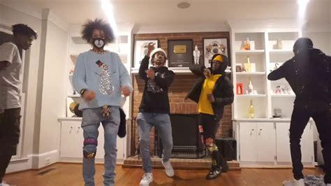 ayo teo gang juicewrld armed dangerous dance video merry christmas youtube