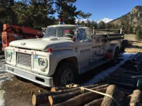 Ford F 850 1961 Ford F 850 Truck For Sale Photos Technical