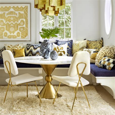 jonathan adler dining room table jonathan adler caracas dining table candelabra inc
