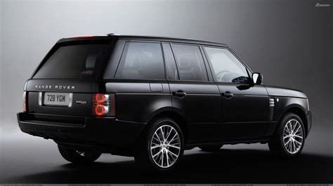 range rover autobiography 2012 2011 range rover autobiography limited edition in black