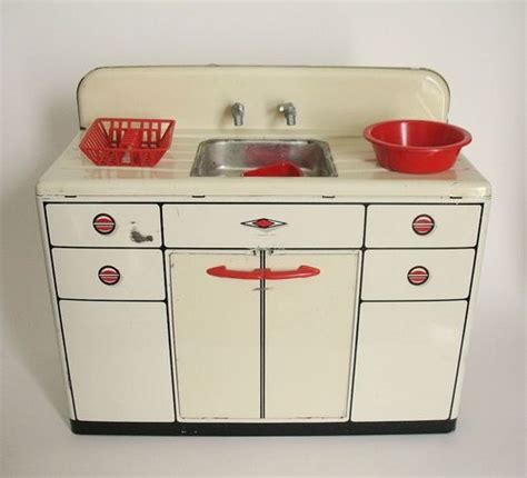 vintage 1950 s wolverine metal kitchen sink with
