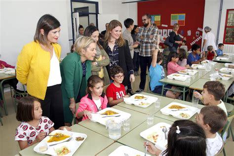 madre esperanza los 8494575139 inaugurados los comedores de los colegios ricardo cillo y madre esperanza ayto de santomera