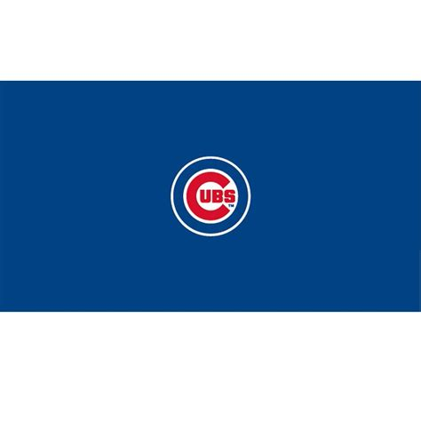 chicago cubs table chicago cubs pool table cloth