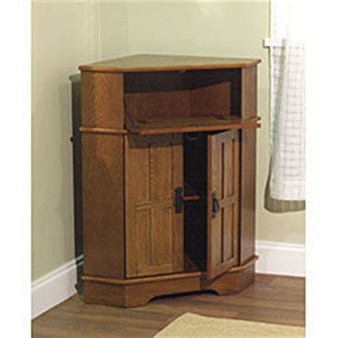 Corner Component Cabinet by Corner Buffet Makeover How To And Refinish