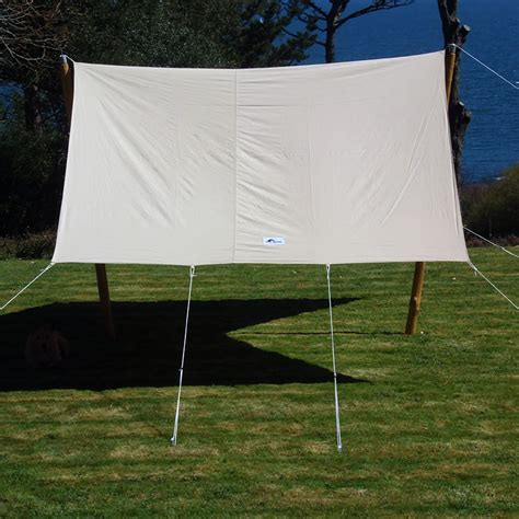 awning tent canvas awnings cool canvas tent company