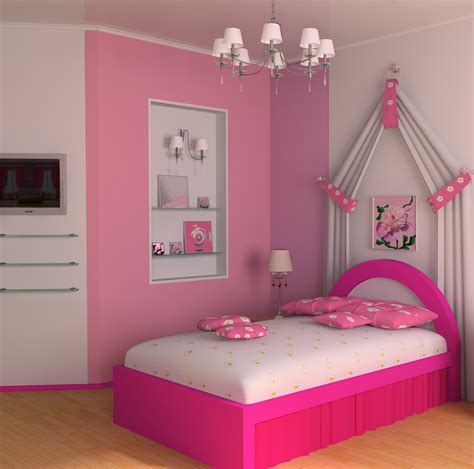 girls pink bedroom elegant teenage girl pink bedroom design new home scenery
