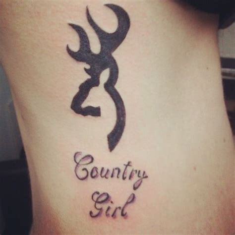 country tattoos for girls 25 trending browning ideas on country