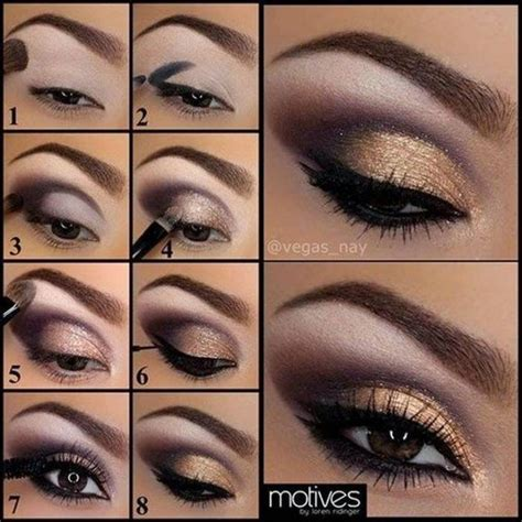 10 Steps For Makeup Look by A Collection Of The Best Makeup Tutorials For