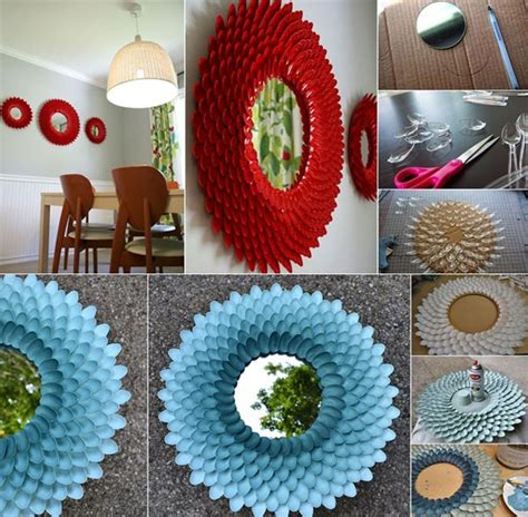 home decorating projects diy recycled art projects for home decor