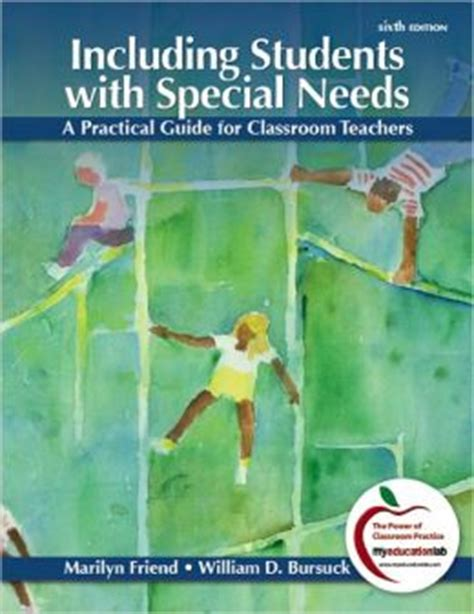 including students with special needs a practical guide for classroom teachers enhanced pearson etext with leaf version access card package 7th edition including students with special needs a practical guide