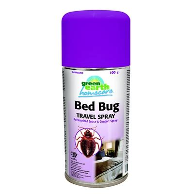 green earth homecare  bed bug travel spray lowes canada