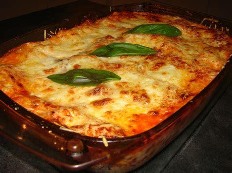 plats cuisin駸 sous vide pour restaurant les lasagnes au boeuf les id 233 es cuisine de c 233 cile