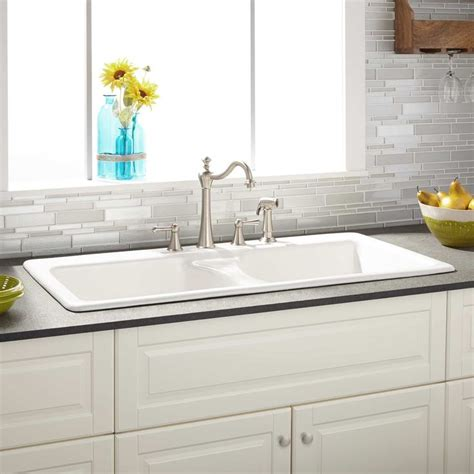 cast iron sink vs stainless steel sinks astounding cast iron apron sink cast iron apron