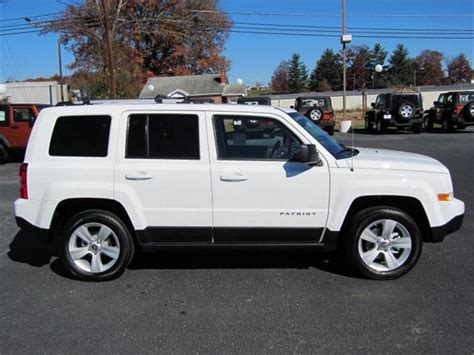 2011 Jeep Patriot Latitude X 2011 Jeep Patriot Latitude X 4x4 Jeep Colors