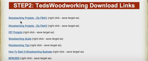 teds woodworking login ted s woodworking member area login review teds wood