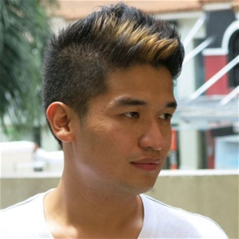 the rebellious footballer men's hairstyle | pinoy guy guide