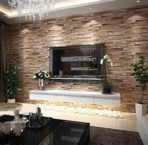 stein tapete wohnzimmer papel de parede para sala de estar e tv