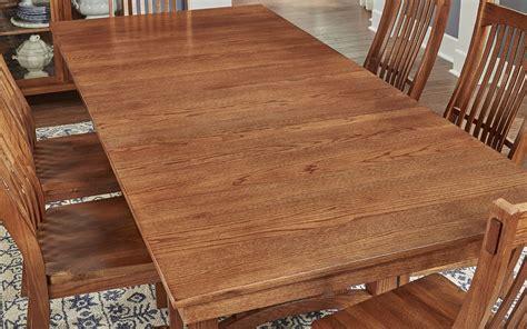 america laurelhurst  rectangular trestle table