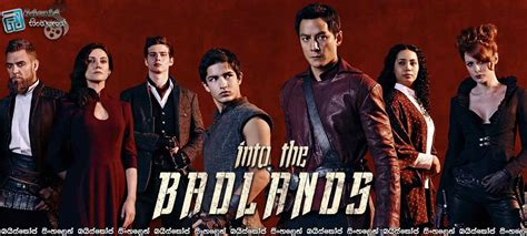 into the badlands tv show cast into the badlands amc into the badlands 2015 බය ස ක ප ස හල න