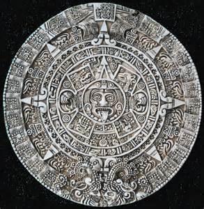 Aztec Calendar Search Results For Aztec Calendar Pattern Calendar 2015