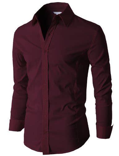 Basic Dress Wl by H2h Mens Basic Dress Shirts Slim Fit Sleeve Various