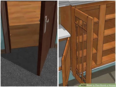 flea bomb house how to flea bomb a house with pictures wikihow