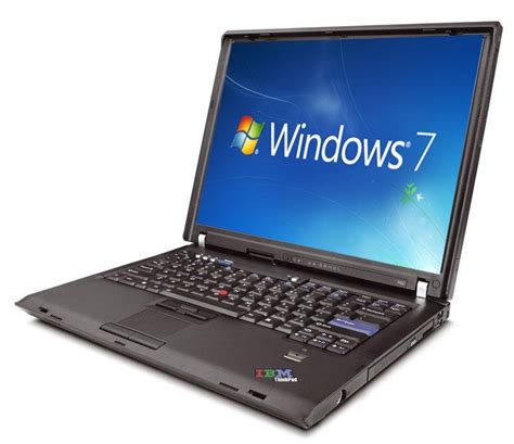 Laptop Lenovo R61 lenovo thinkpad r61 7732 2 duo t8100 2 10ghz windows 7 laptop