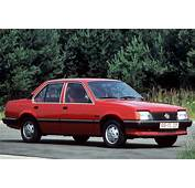 Opel Ascona 1981 Pictures Images 1 Of 6