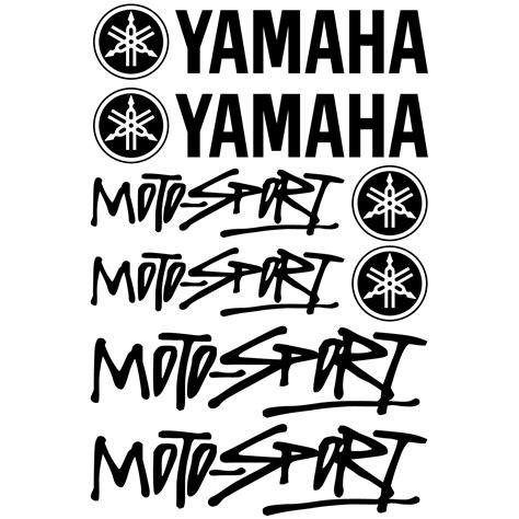 Yamaha Virago Aufkleber by Stickers Yamaha Moto Sport Pas Cher