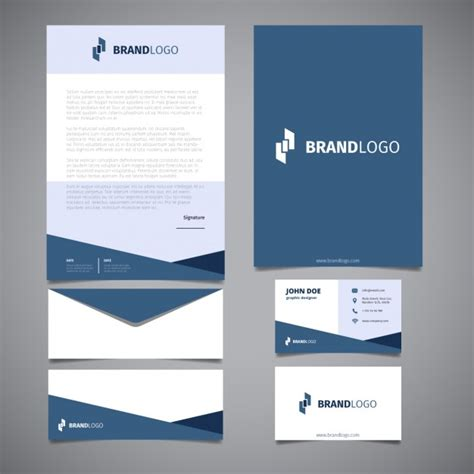 best corporate identity design 25 best corporate identity designs free vector