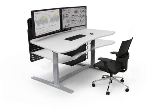 Sit Stand Desk India Pedestal Sitstand Desk Converters Standing Desk India