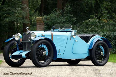 2 Car Garages mg j2 midget 1932 details