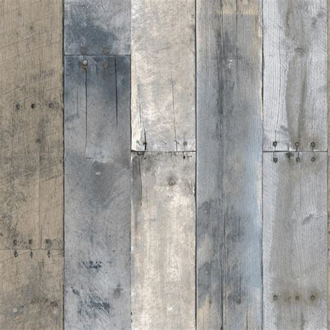 temporary wallpaper for textured walls reclaimed wood industrial loft multi colored removable