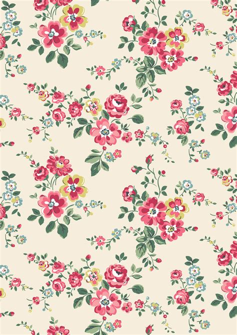 floral pattern artwork thorp flowers a pretty trailing floral in juicy orchard