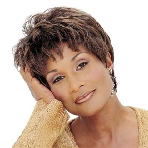 black hairstyles cut in layers short haircuts for black women over 50 short haircuts