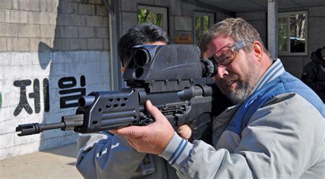 Daewoo K11 Advanced Combat Rifle: The Future Has Arrived K 11