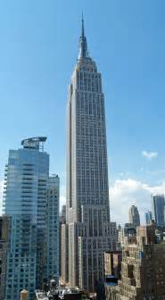 visit empire state building enjoy the view of new york