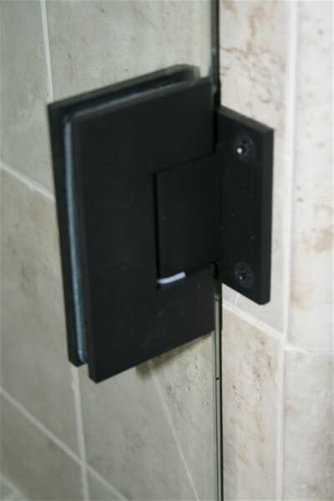 frameless shower door hinges a d glass frameless shower doors