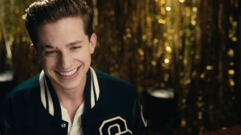 charlie puth video premiere charlie puth and meghan trainor get down and