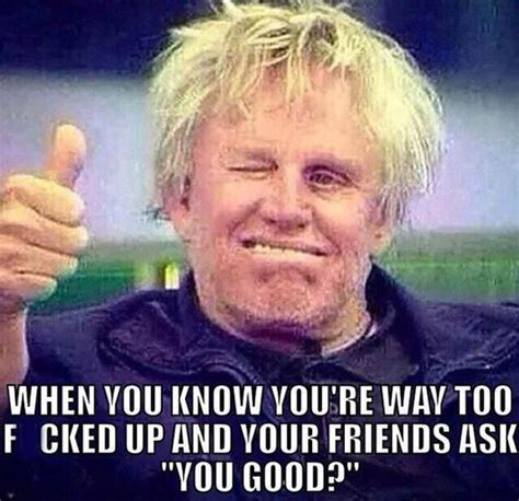 Gary Busey Meme - funny pictures of the day 64 pics