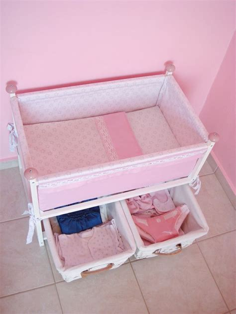 diy doll bed 17 best images about baby doll nursery on pinterest pvc