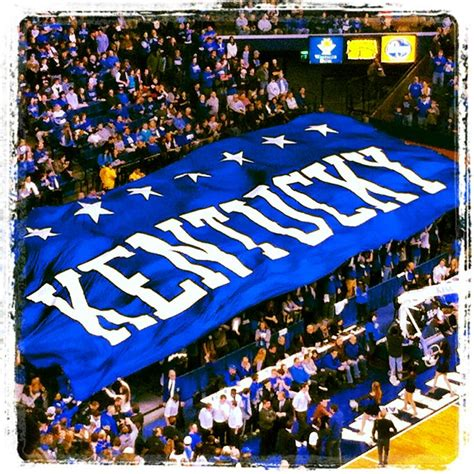 rupp arena student section rupp arena student section tradition pinterest to be