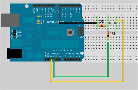 pull up resistor on arduino brasil robotics bot 245 es arduino e resistor pull up e pull tutorial