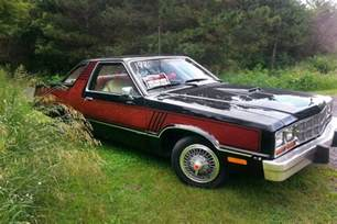 1980 Ford Fairmont Futura Shock 1980 Ford Fairmont
