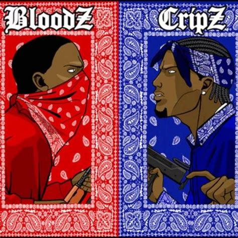 crips and bloods colors bloods vs crips bloodsvcrips