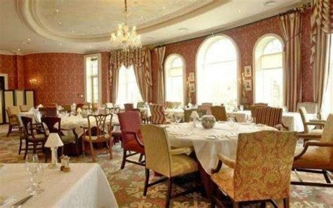 River Room Menu by The River Room The K Club Reviews Menupages