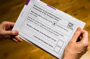 Leaving The Eu Research Paper by Eu Referendum New Opinion Polling Approach Puts Brexit Vote Result On Knife Edge